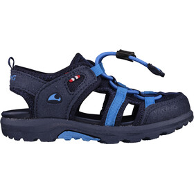 Viking Footwear Sandvika Sandals Kids navy/blue